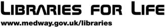libraries for life logo flat