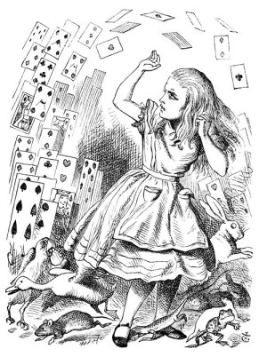 Alice-cards