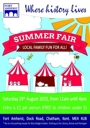 Fort Amherst Summer Fair