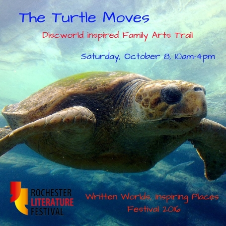 The Turtle Moves