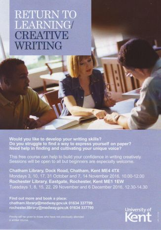 Uni Kent Writing Oct 16