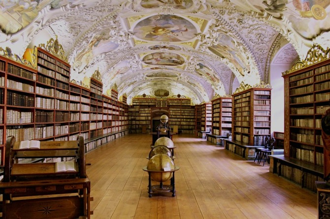 old-library