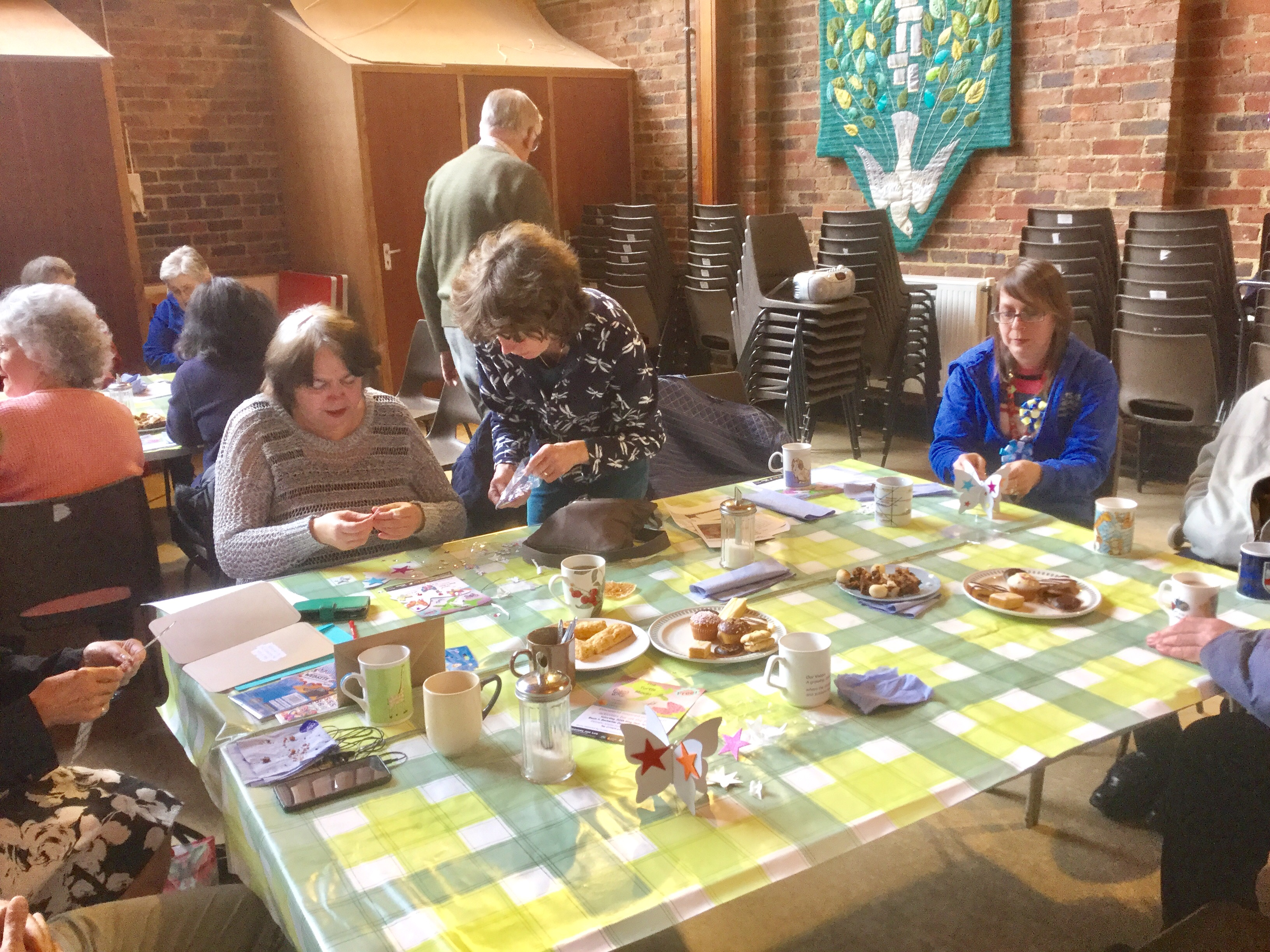 Rochester dementia cafe 1 rochester literature festival - Rochester home and garden show 2017 ...